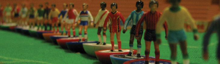 Subbuteo Demo and Display