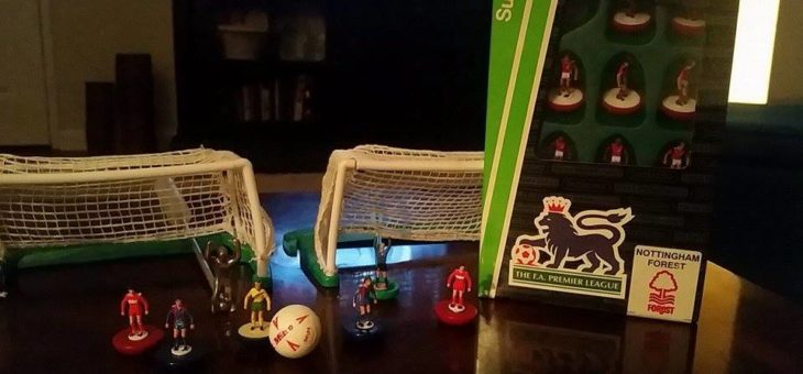 An Intro to Subbuteo by Mark Holloway
