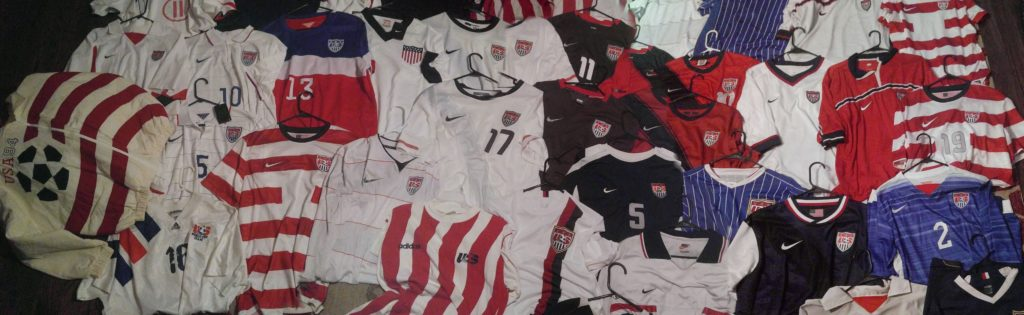 Tons of jerseys to see and trade!