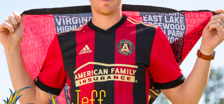 MLS Legend and Atlanta United Hero Jeff Larentowicz